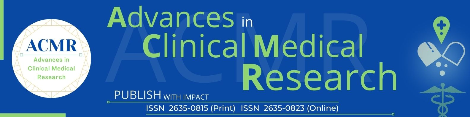 Advances in Clinical Medical Research (ACMR)